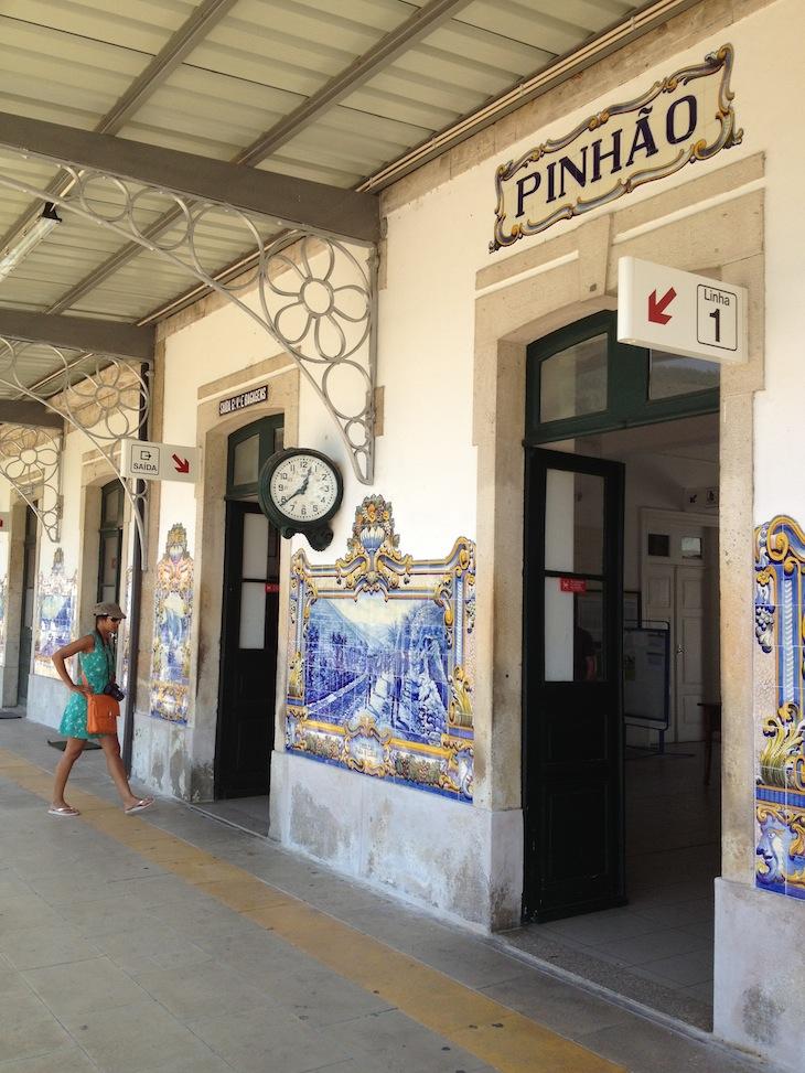 Estação do Pinhão ©Viaje Comigo