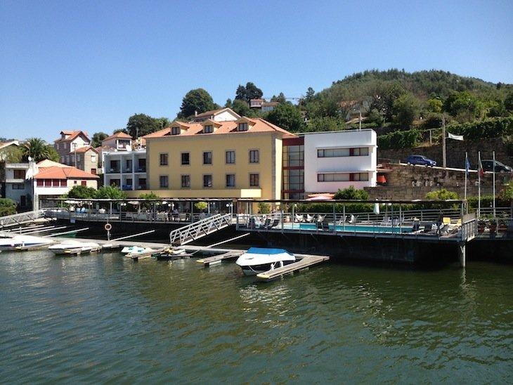 Hotel Porto Antigo - Cinfães - Portugal © Viaje Comigo