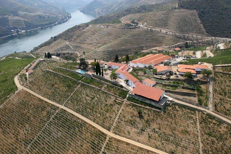 Quinta Nova de Nossa Senhora do Carmo - Douro - Portugal © DR