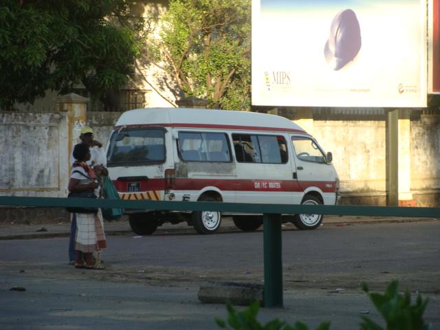 Maputo, Moçambique - DR