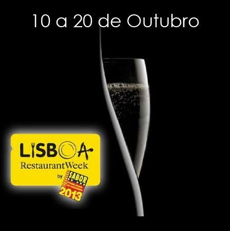 Lisboa Restaurant Week