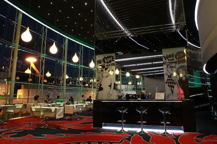 Café do Rio no Casino Lisboa