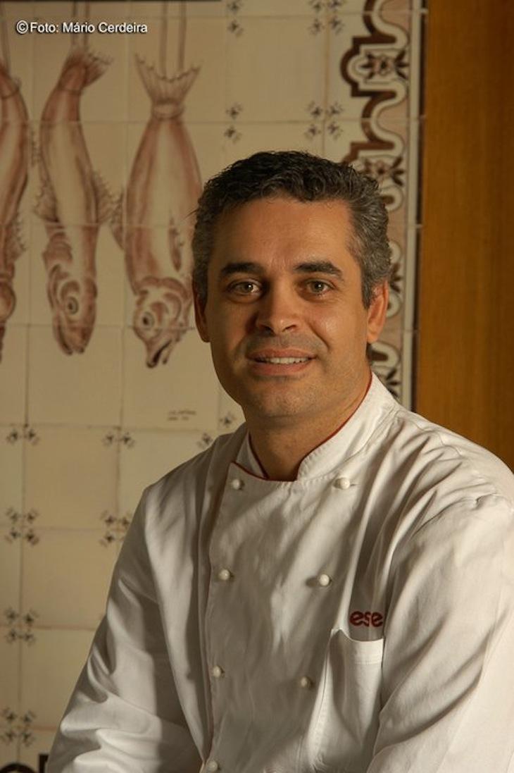 Chef Gilberto Costa