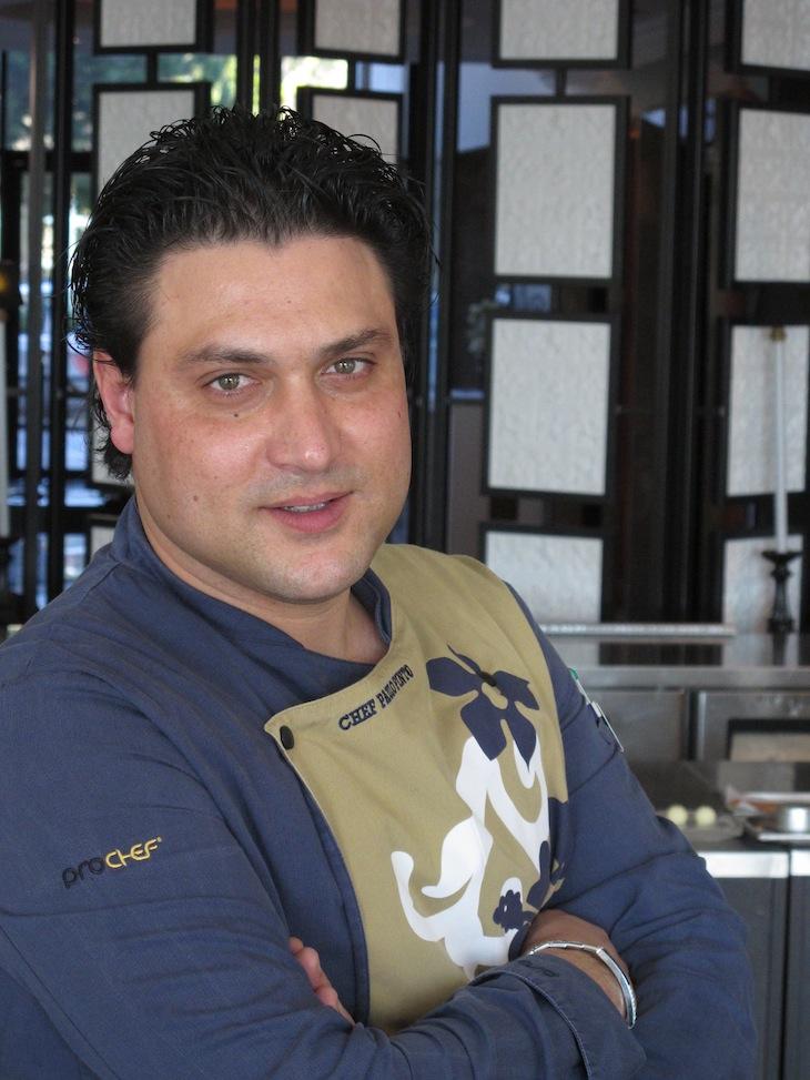 Chef Paulo Pinto