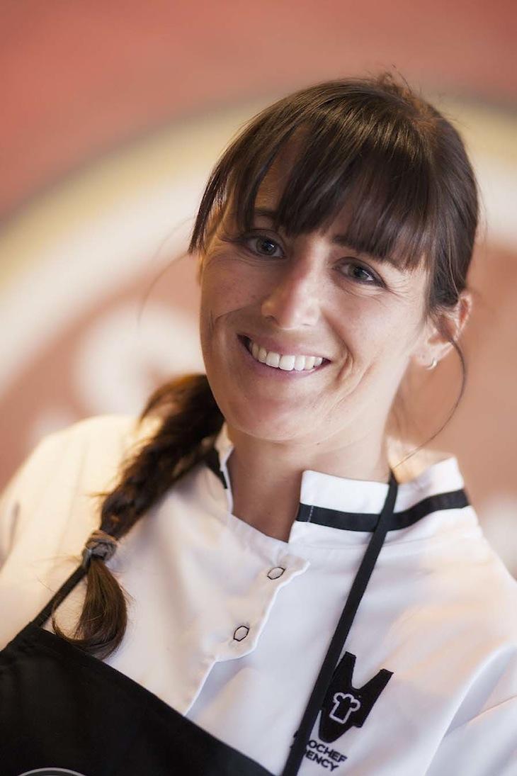 Chef Sónia Carocha