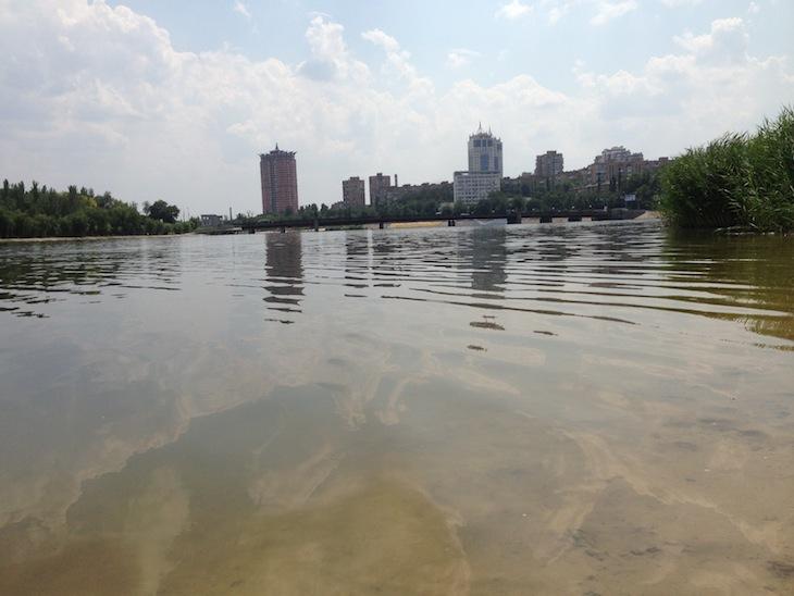 Rio em Donetsk