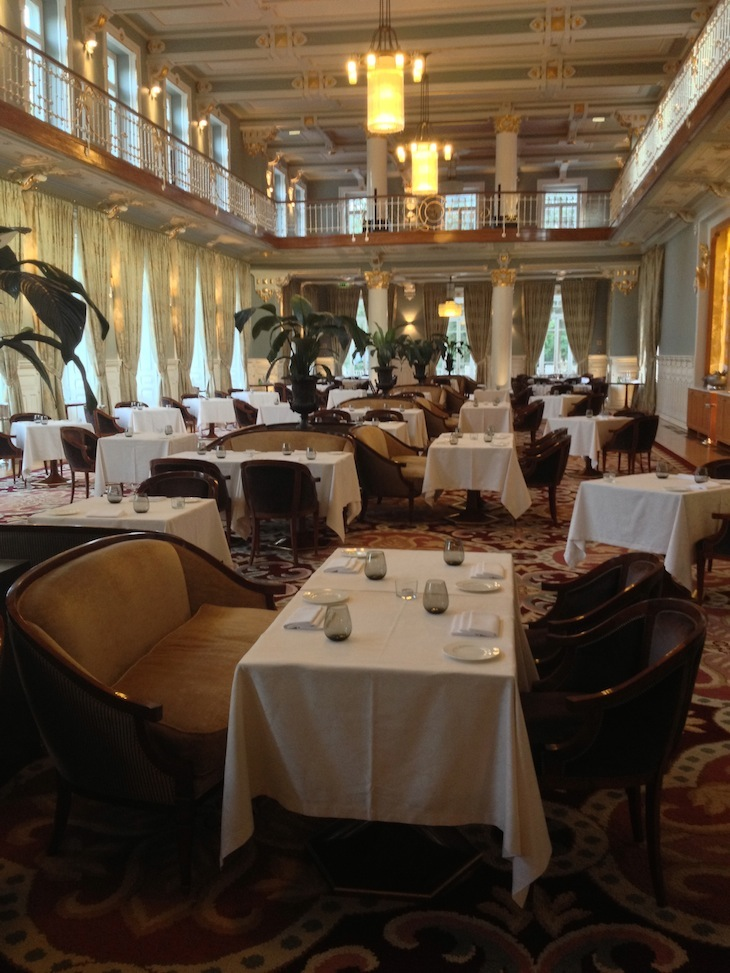 Vidago Palace (salão de jantares e festas)