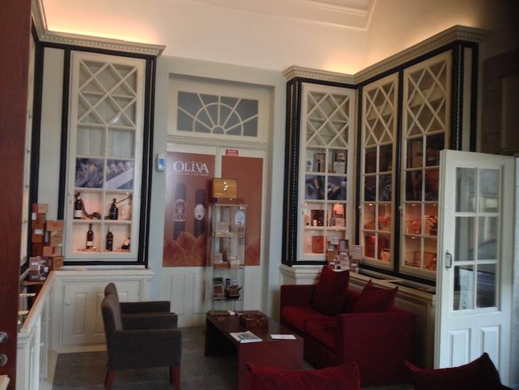 Cigar Lounge da Pousada de Viseu