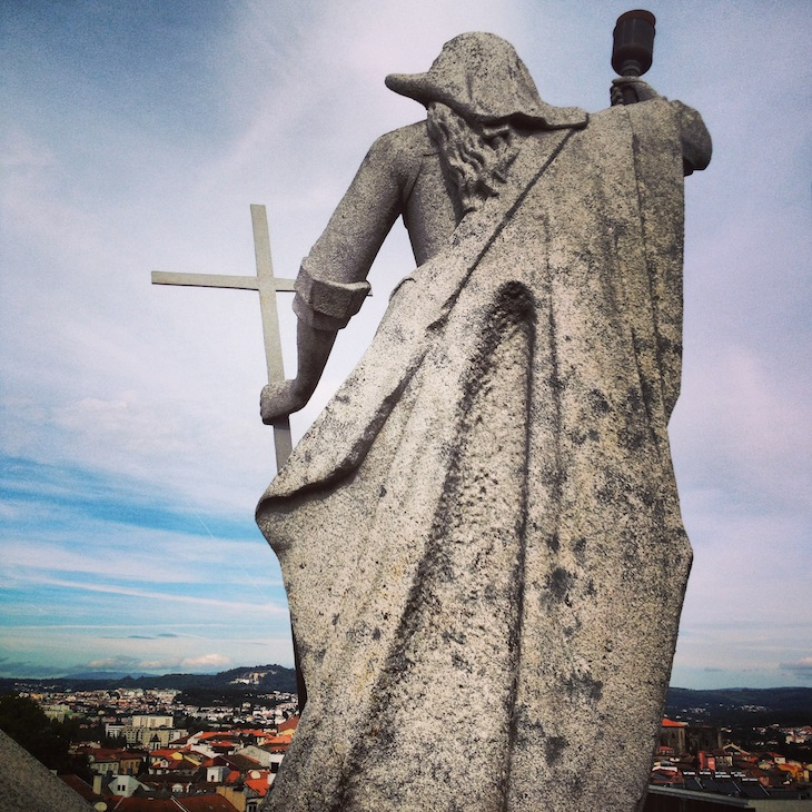 Estátua da Pousada de Viseu