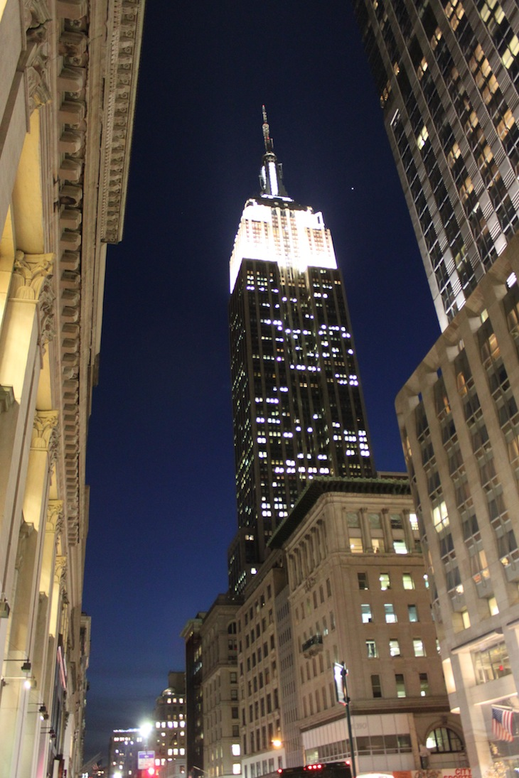 Empire State Building, Nova Iorque