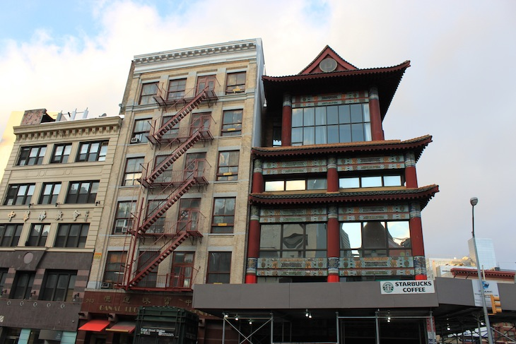 Chinatown Nova Iorque