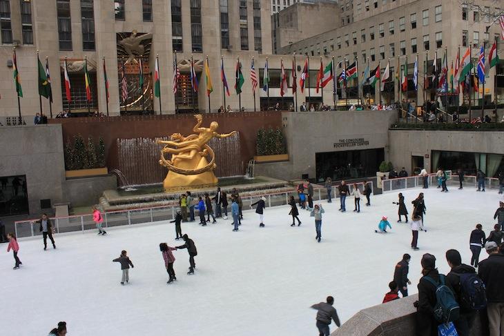 Rockefeller, Nova Iorque © Viaje Comigo