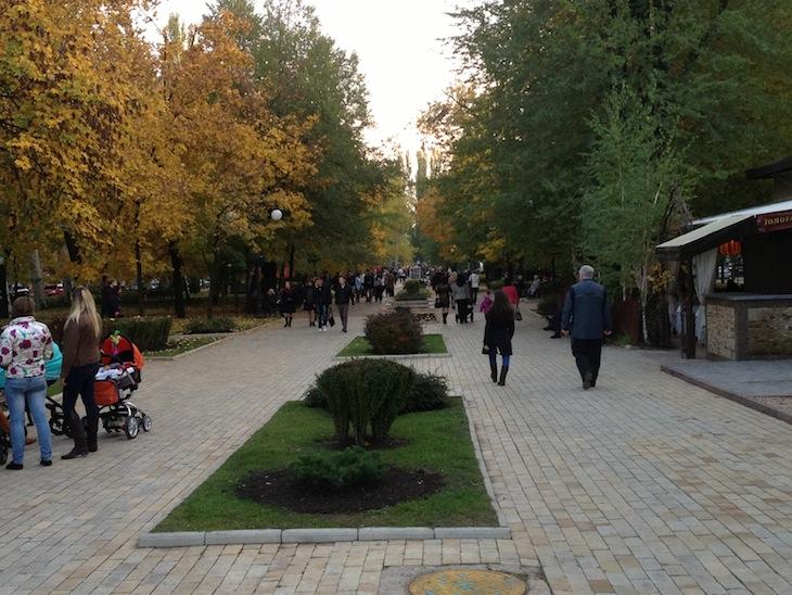 Pushkina Avenue