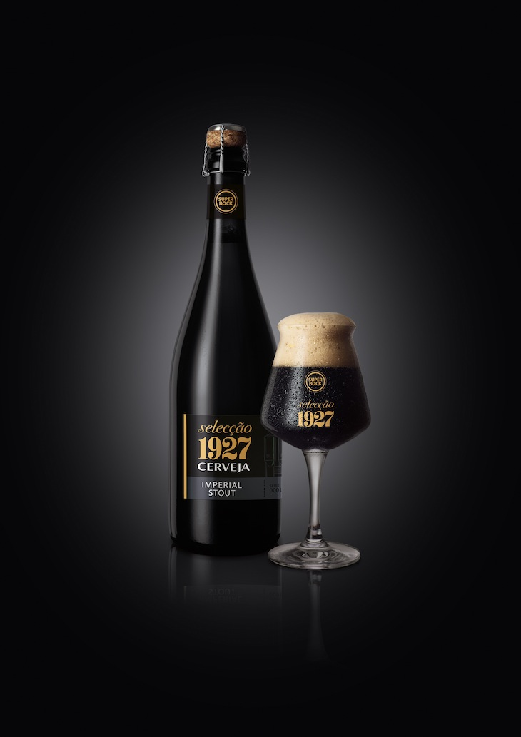 Super Bock Stout 1927