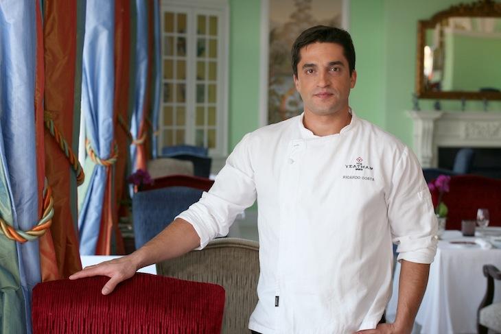 The Yeatman - Chefe Ricardo Costa