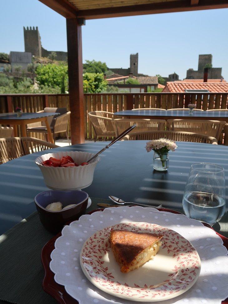 Almoço nas Casas do Côro - Marialva - Portugal © Viaje Comigo