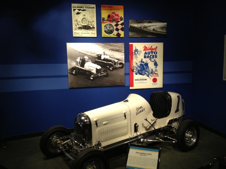 Petersen Automotive Museum, Los Angeles
