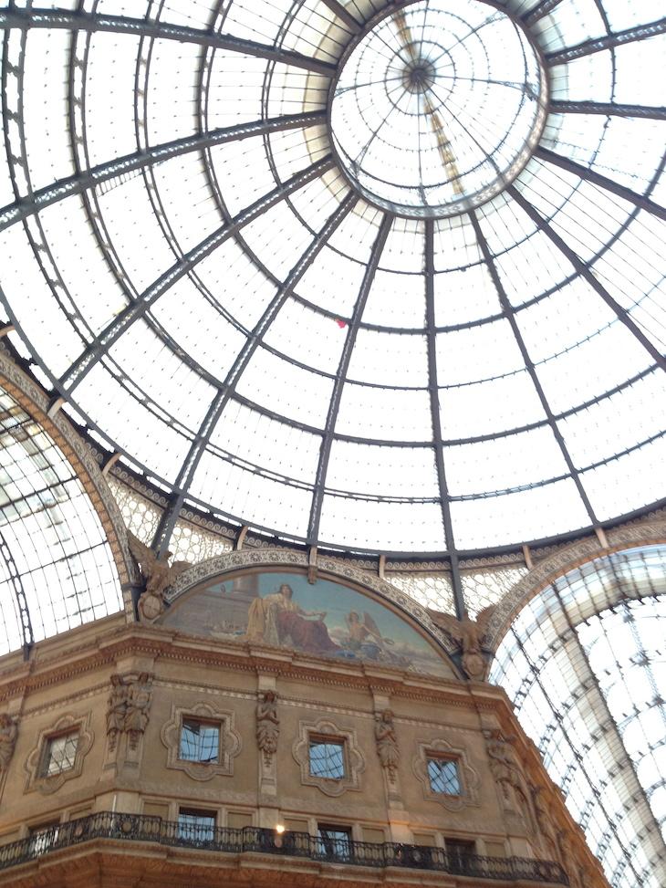 Galerias Vittorio Emanuelle© Viaje Comigo