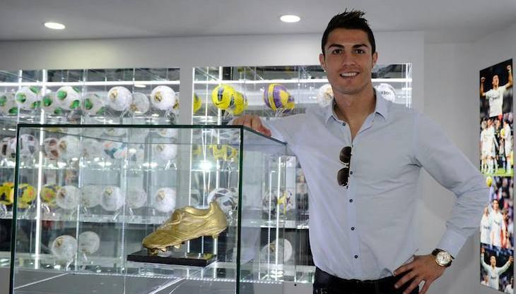 Museu Cristiano Ronaldo - Foto DR: Gestifute Media: Jorge Monteiro Gestifute Media