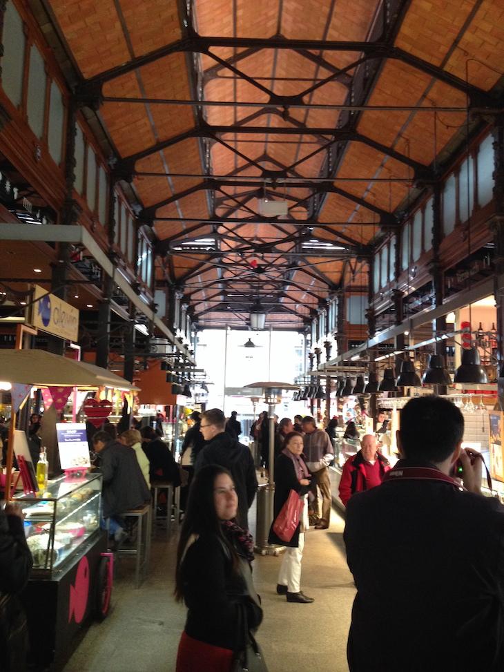 Mercado San Miguel, Madrid