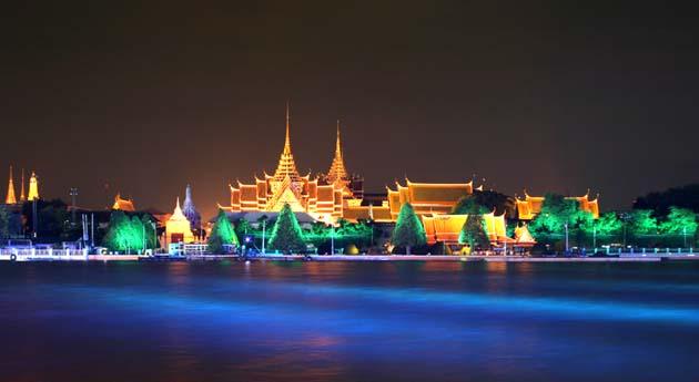 Ano Novo na Tailândia