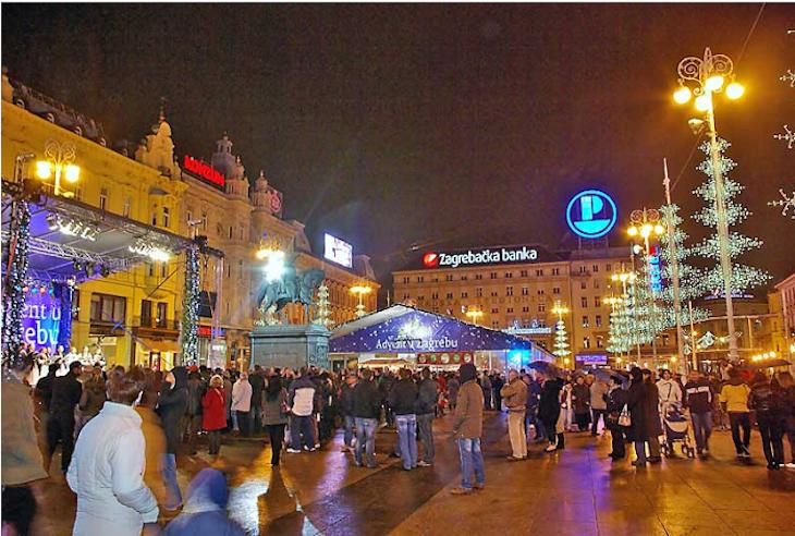 Croácia, Zagreb