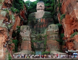 Leshan Giant Buddha China