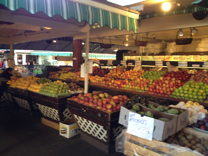 Farmers Market Los Angeles_DR