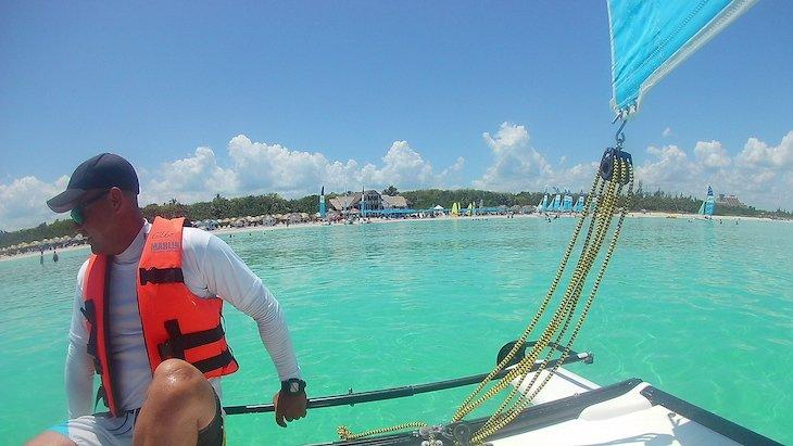 Snorkeling do Grand Memories Varadero - Cuba © Viaje Comigo