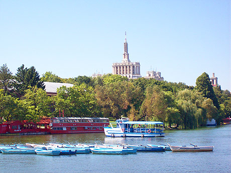 Bucareste - Romenia DR