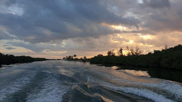 Ida para Cayo Blanco - Varadero - Cuba © Viaje Comigo