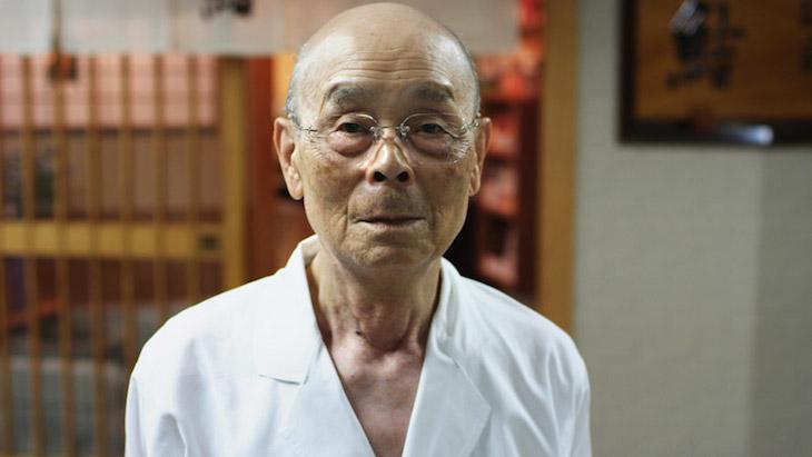 Chef Jiro Ono tem 87 anos