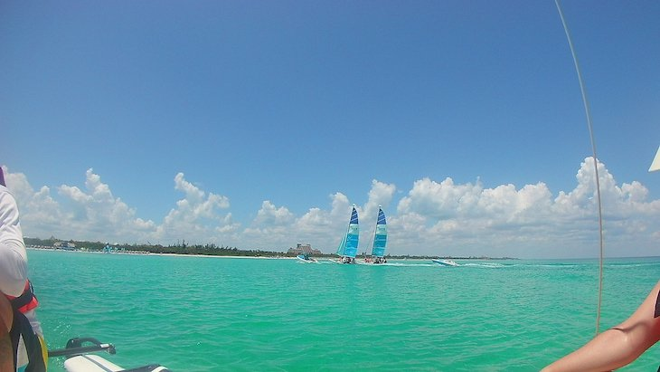Navegar em Varadero - Cuba © Viaje Comigo