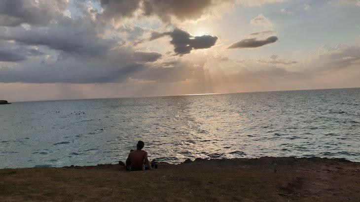 Pôr do sol no Melia Varadero - Cuba © Viaje Comigo