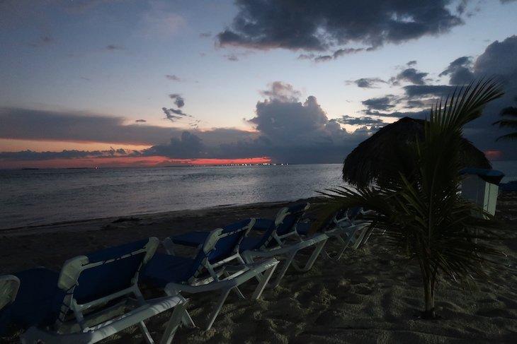 Pôr o sol em Cayo Blanco - Varadero - Cuba © Viaje Comigo