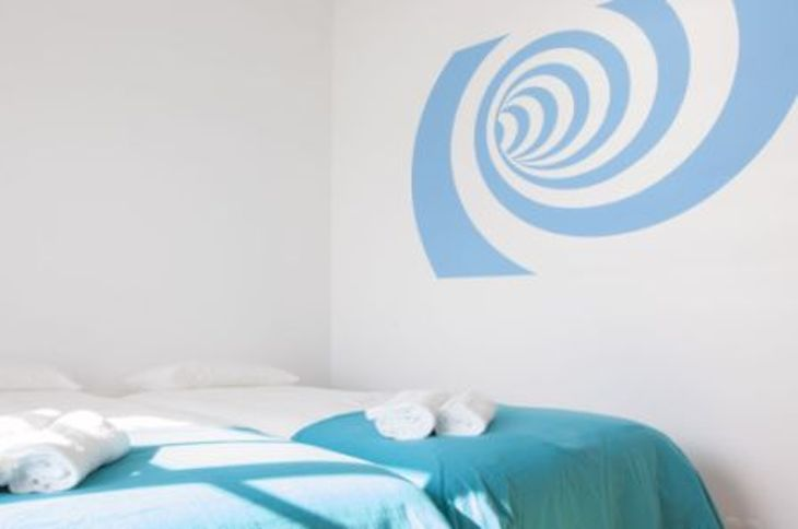 The Wave Beach & Surf Hostel, Ericeira