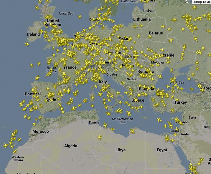 Radar Flight