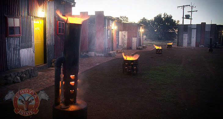 Shanty Town, Emoya Luxury Hotel and Spa, Àfrica do Sul