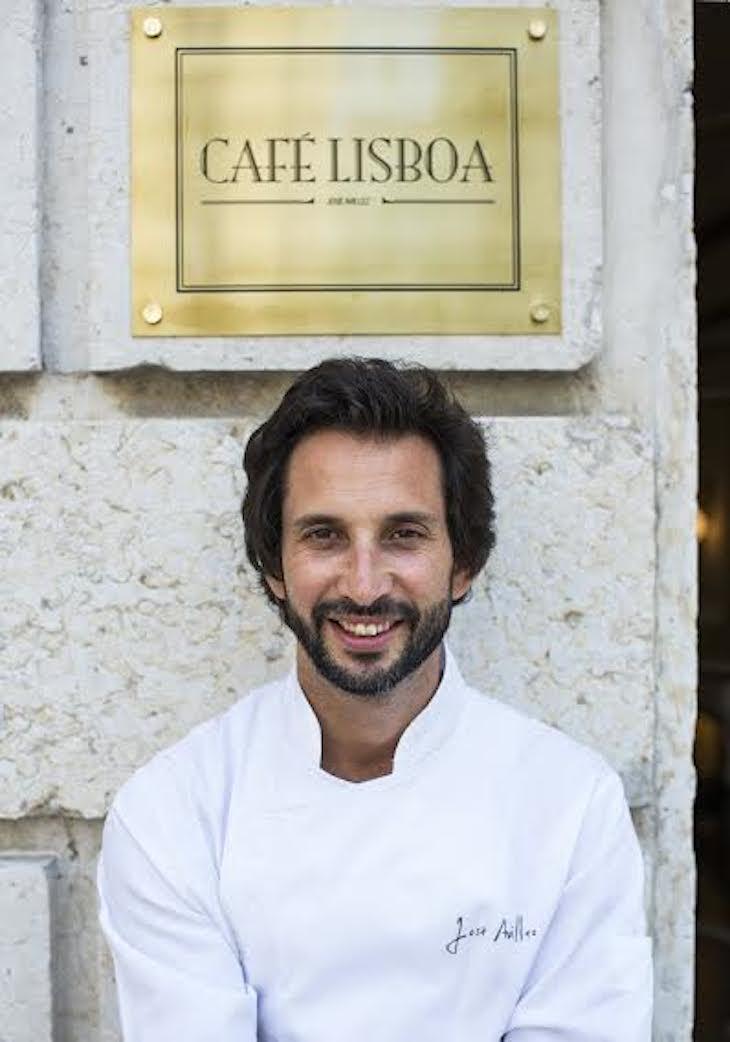 Chef José Avillez