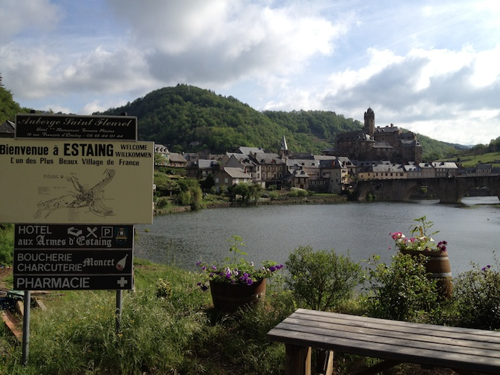 Estaign, Aveyron, França © Viaje Comigo