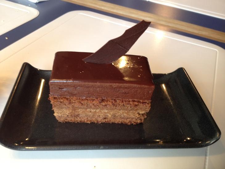 Bolo de chocolate bbgourmet