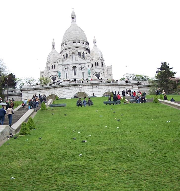 Basílica de Sacré Coeur, Paris