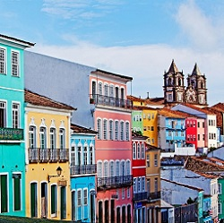 Pelourinho, Salvador