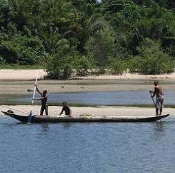 Península do Maraú, em Barra Grande