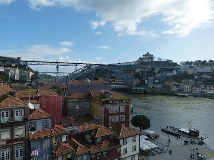 Vista do Ribeira do Porto Hotel