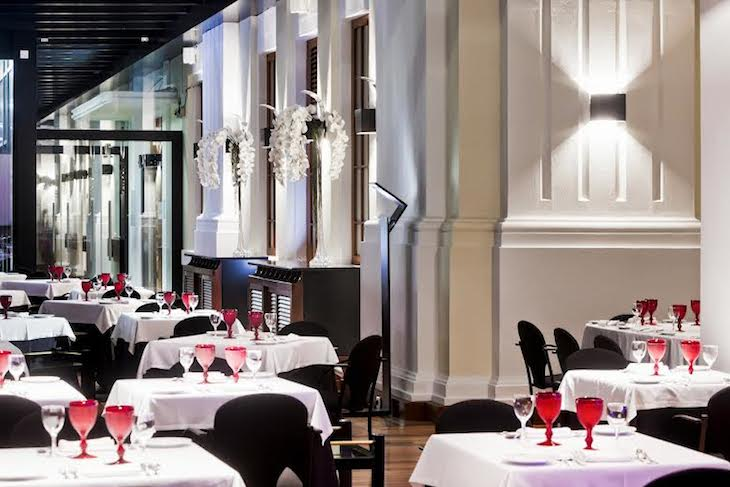 Restaurante Varandas no Casino da Póvoa