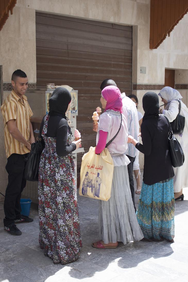 Máquinas de gelados em Oujda