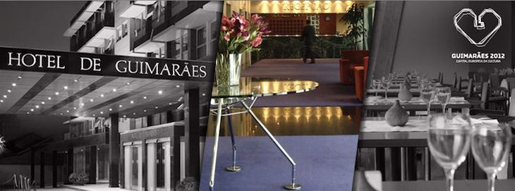 Hotel de Guimarães DR