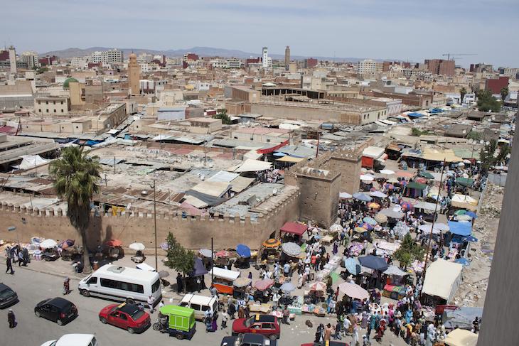 Medina de Oudja
