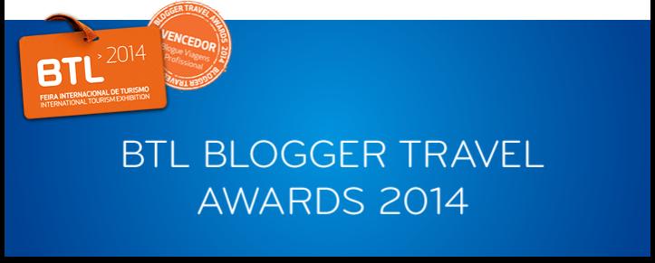 BTL Travel Blogger Awards